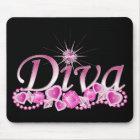 Diva Bling Mouse Mat