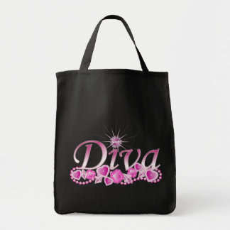 Diva Bling Tote Bag