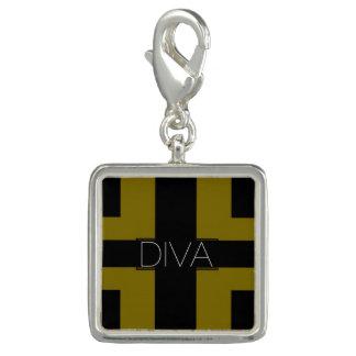 DIVA Bracelet Charms