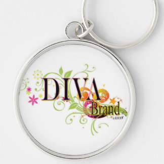 DIVA Brand Key Chain
