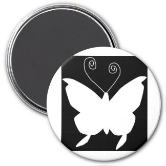 Diva Butterfly Magnet