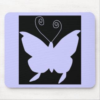 Diva Butterfly Mouse Mat