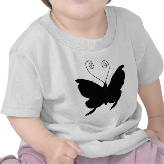Diva Butterfly Tee Shirts