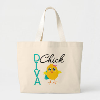 Diva Chick Canvas Bag