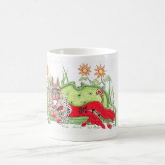 Diva Donkey Coffee Mug
