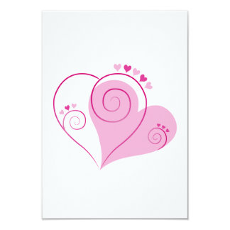 Diva Hearts Valentine's Day Party Invitations