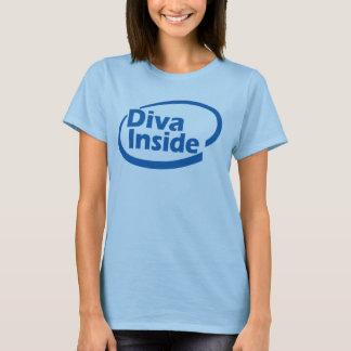 Diva Inside T-shirt
