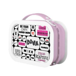 Diva Inspiration Lunch Box