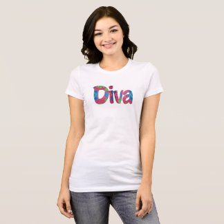 Diva Ladies T-Shirt