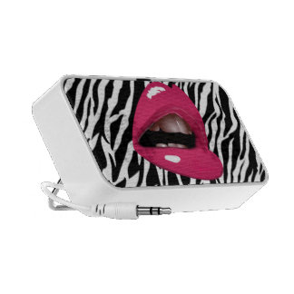 DIVA Lips Collection Portable Speakers