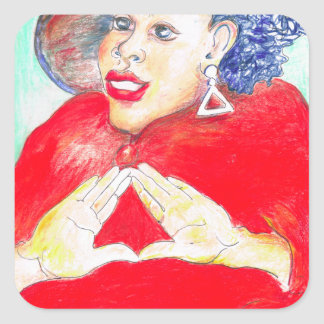 Diva Love Sticker