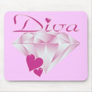 Diva Mouse Mat
