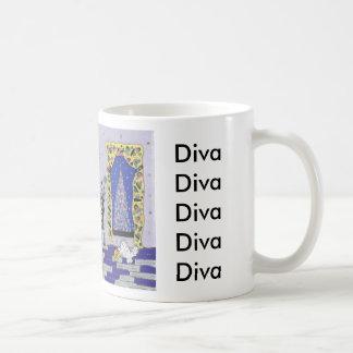 """""""Diva"""" Mugs"""