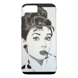 Diva Pop Art Phone Case