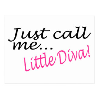 Diva Post Cards