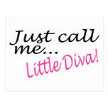 Diva Postcards