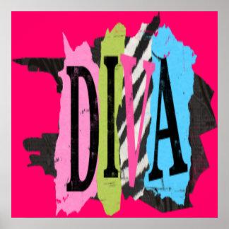 Diva - Poster