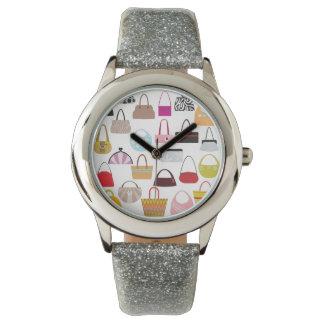 Diva Purse Lover Designs Wrist Watches