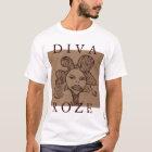 DIVA ROZE VI T-Shirt