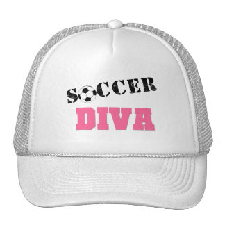 Diva Soccer Cap
