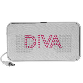 DIVA TRAVEL SPEAKERS