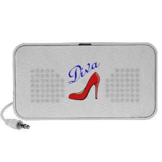 DIVA MP3 SPEAKERS