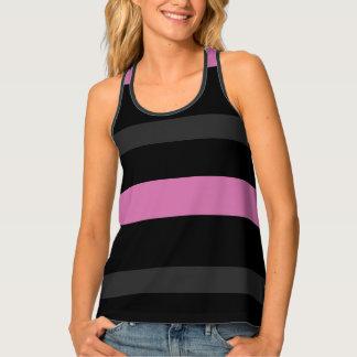 Diva Stripes Tank Top