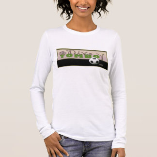 Diva Tomboy Web Logo Long Sleeve T-Shirt