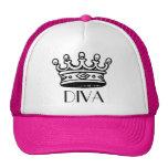 DIVA trucker cap Trucker Hats