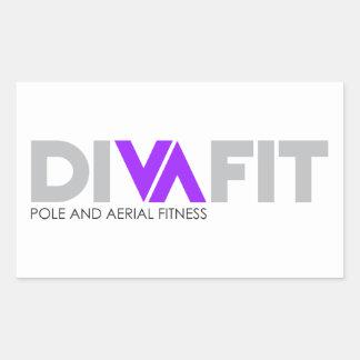 DivaFit Sticker