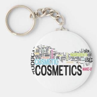 DivaGlam Cosmetics Keychain