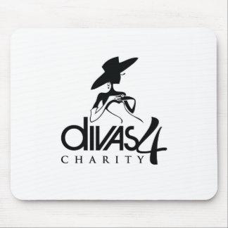 Divas 4 Charity Mousepads