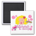 DIVAS IN CHARGE MAGNET