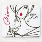 Divas Rule! mousepad - Customised - Customised