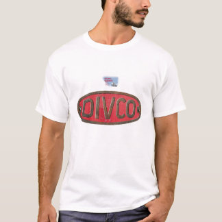 DIVCO Milk Truck Delivery T-Shirt