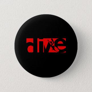 Dive 6 Cm Round Badge