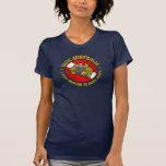 Dive Australia (rd) Hammerhead Apparel Tshirts
