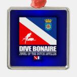 Dive Bonaire Christmas Ornament