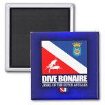 Dive Bonaire Fridge Magnets