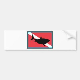 Dive Bumper Sticker