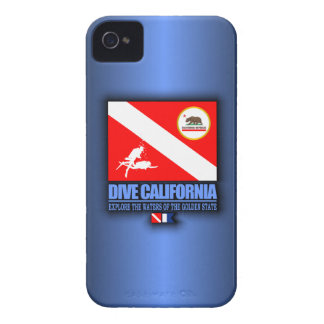 Dive California iPhone 4 Case