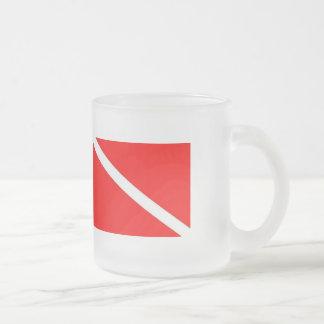 Dive Flag Beer Mug