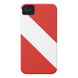 Dive Flag iPhone 4 Case-Mate Case
