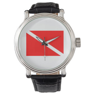 Dive Flag Watch