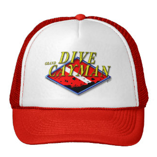 Dive Grand Cayman Cap