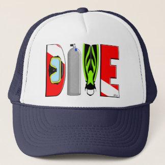 DIVE hat