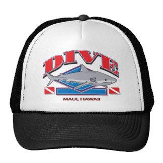 Dive Hawaii, Cap