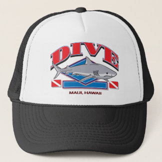 Dive Hawaii, Trucker Hat