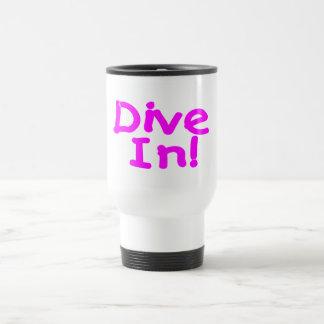Dive In Mug