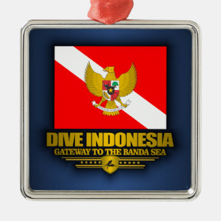 Dive Indonesia 2 Christmas Ornament